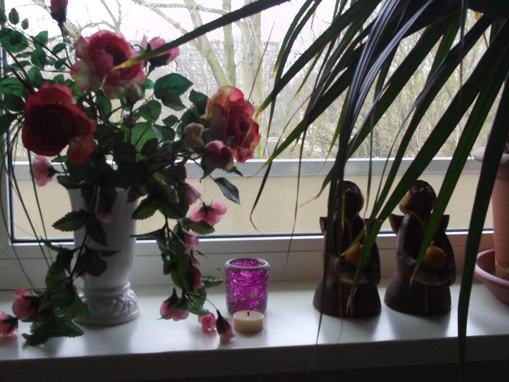 Romantische dekoration gartenelfe for Dekorieren der wohnung